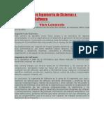 Diferencia Entre Ingenierría de Sistemas e Ingeniería de Software