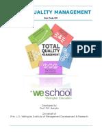 Total Quality Management 331 v1