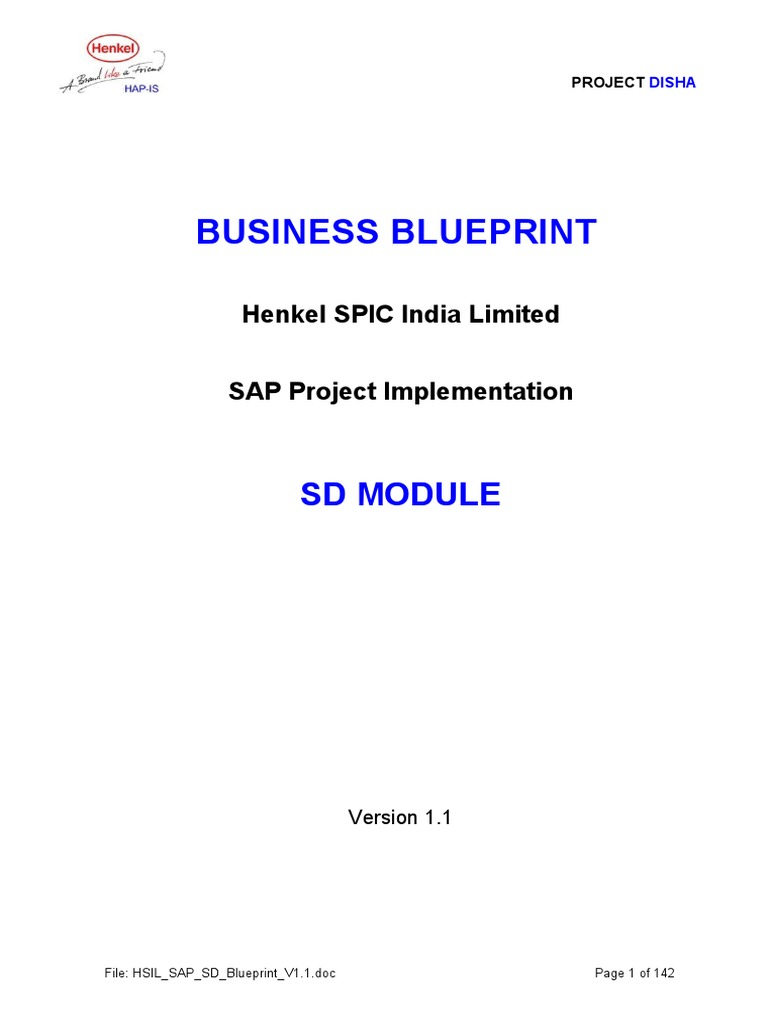 Hsil sap sd blueprint debits and credits cheque malvernweather Choice Image