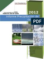 """Informe Precipitaciã""""n (1)"""