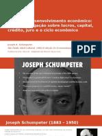 Schumpeter Teoria Do Desenvolvimento Econômico
