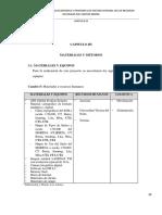 Metodologia. Zonificacion Ecologica Ecnomica y Propuesta de Gestion Integral de Los Recursos Naturales