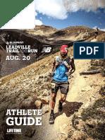 2016 Leadville Trail 100 RUN Athlete Guide V2 (1)