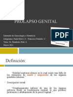 49 Seminario prolapso genital int 2011.ppt