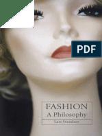 Lars Svendsen Fashion a Philosophy 1