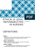 Ethical & Legal Reposnibiltites in Nursing-1 (1)