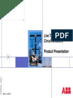 Product Presentation CB