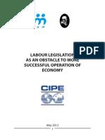 Labor Legislation