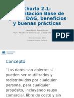 Charla 2.1 - Capacitación Base de Qué Es DAG, Beneficios y Buenas Prácticas - UNDESA_DPADM