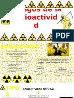Riesgos de La Radioactividad Luis David