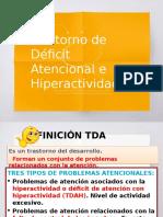 PPT TDAH 1