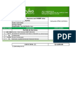 Cotización Card WBBF4 Zona Huancayo Telrad