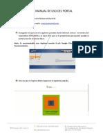 Manual de Portal Btk