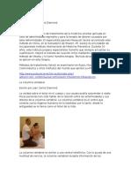 Yumei Ho  - diagnostico - patologias