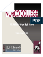 excel - norco college