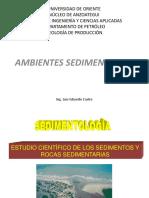 Clase de Ambientes Sedimentarios (1)