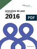 Anuario de Procesos de Paz