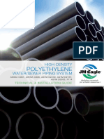 Hdpe Water and Sewer Installation Guide 03-2011 Web