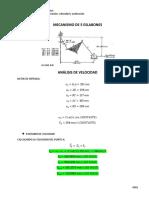 Mecanismo de 5 Eslabones