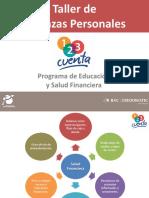 Educación y Salud Financiera 2015