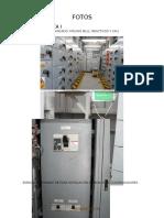 Inspección Para Montaje de Banco de Condensadores