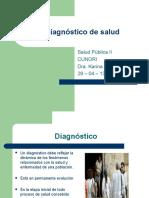 El Diagnóstico de Salud