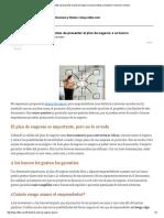5 Factores Antes de Presentar Tu Plan de Negocio Al Banco _ Blog Consultoría Financiera Kerfant