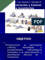 Administración y Organización de Inventarios