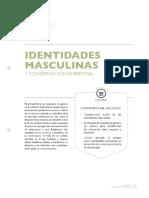 Identidades masculinas y conservación ambiental