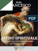 Retiro espiritual del Papa Francisco