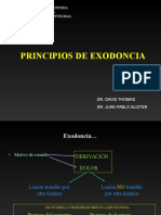 Principios de Exodoncia