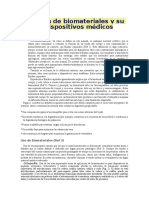 Traducion de Overview biomateriales