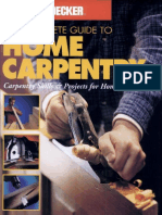 Home Carpentry
