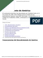 Descubrimiento de América _ Mundo Moderno _ Icarito