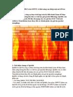 Tường Lửa IPTABLE Trên LINUX Và Khả Năng Can Thiệp Mật Mã Để Bảo Mật Thông Tin