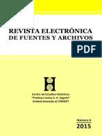Dossier Sobre Archivos Judiciales 2016 - REvista de ARchivos
