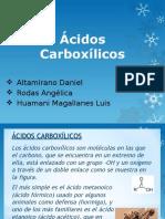 ácidos-carboxílicos