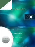 Tools for Teachers 2