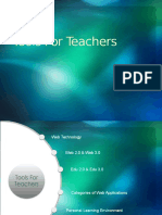 Tools For Teachers.pptx