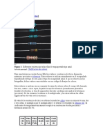 Código de Colores Resistores