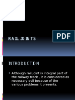 Rail Joints