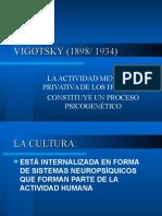 Postulados de Vigotsky