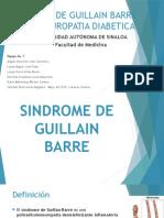 1Síndrome de Guillan Barré