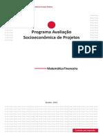 Módulo 3 - Técnicas e Cálculos Para Avaliação de Investimentos e Projetos