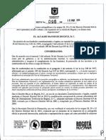 Decreto 096