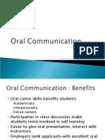 Oral Comm