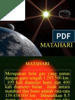 Newstart 4 - Sinar Matahari