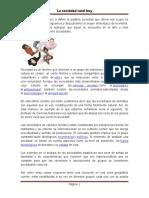 Resumen Sociologia Rural Unidad 1