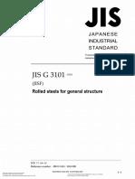 JIS G3101-2010