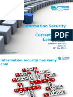 Information Security and Threats v1